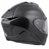 EXO-ST1400 Carbon Fiber Motorcycle Helmet Gloss Rear View