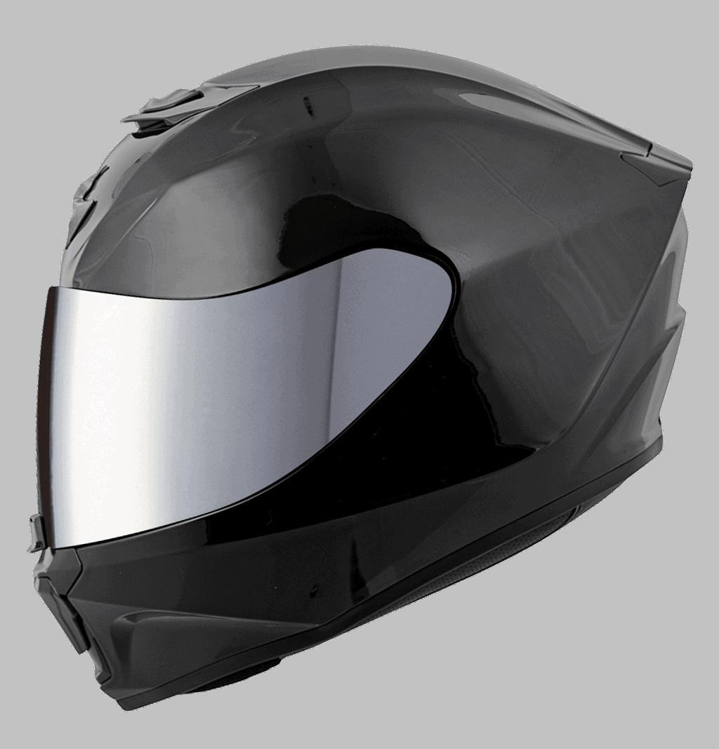 Scorpion EXO-220 Faceshield Dark Smoke EC KDF-22