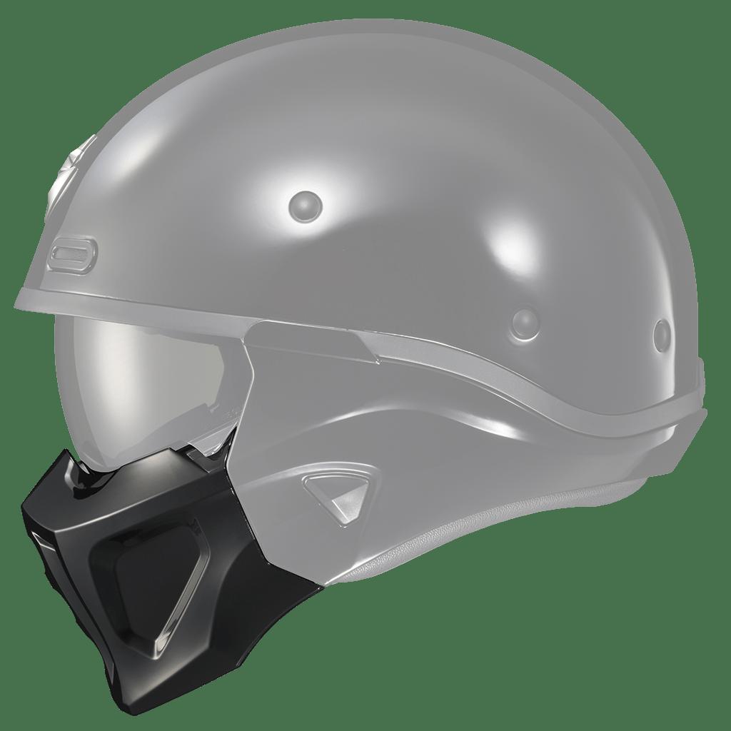 CovertX-Facemask-Gloss-Black-Side